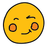 Winking Emoticon icon
