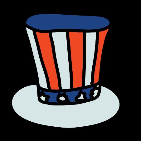 아메리칸 햇 icon