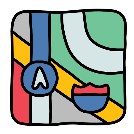 Mapa da Apple icon