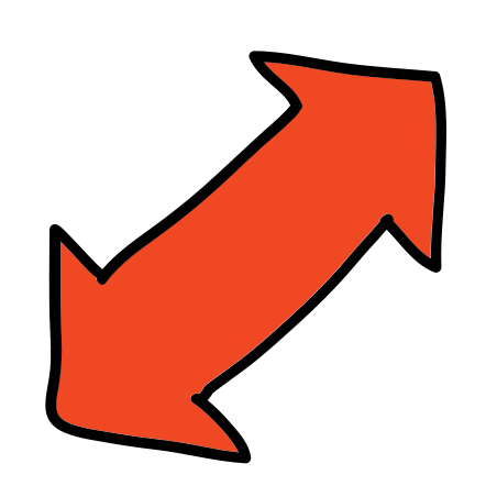 Arrow Both Directions Right icon