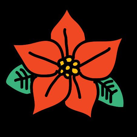 Hermosa flor icon