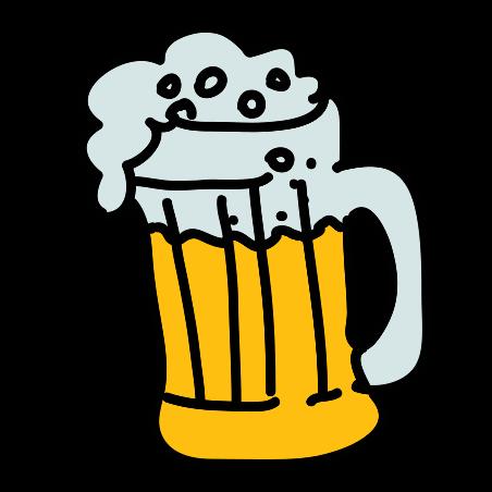 맥주 icon