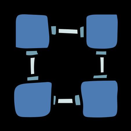 区块链技术 icon