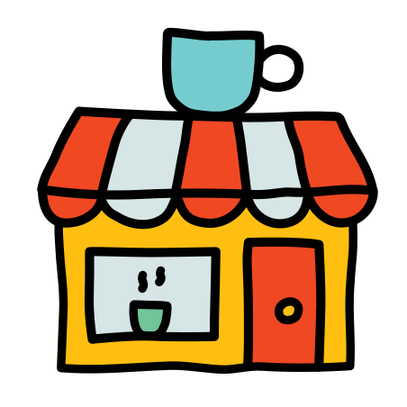 Cafe Building icon