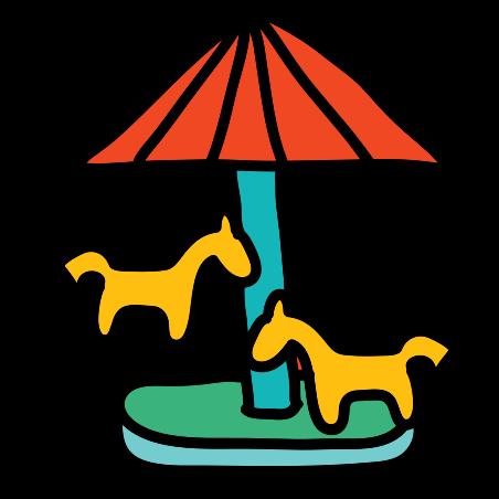 Carousel icon