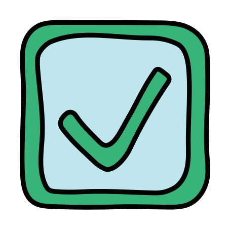 Checked Checkbox icon
