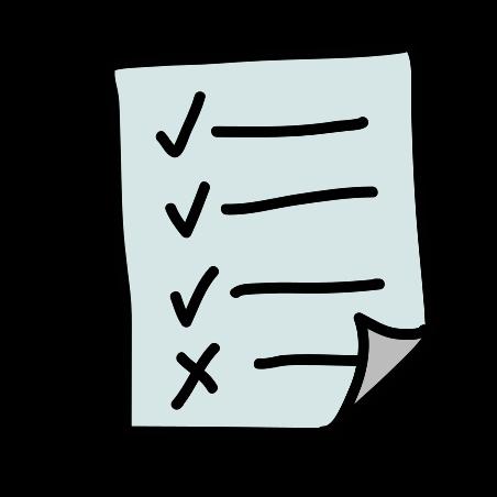 Lista de verificação icon