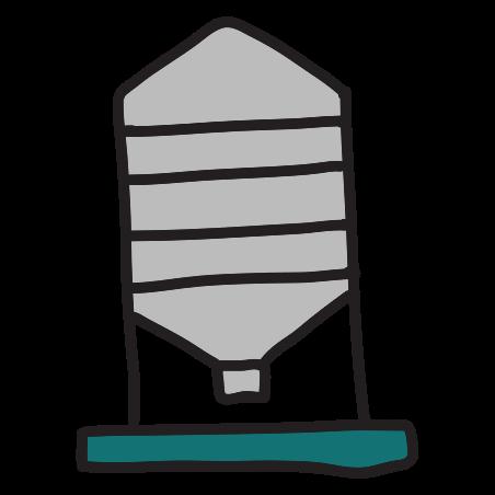 Chemical Storage Tank icon