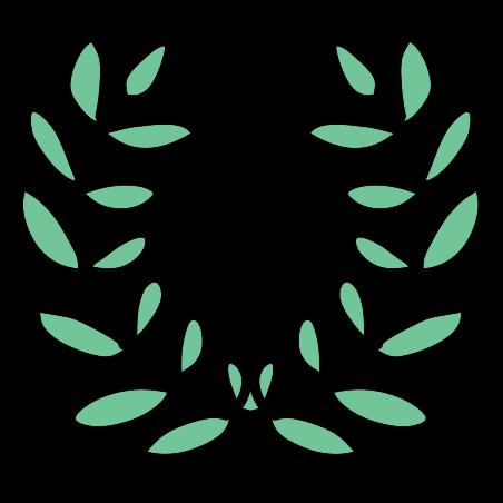 Couronne de laurier icon