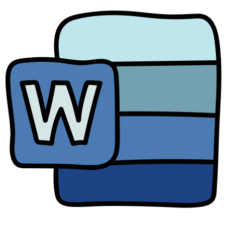 Microsoft Word 2019 icon