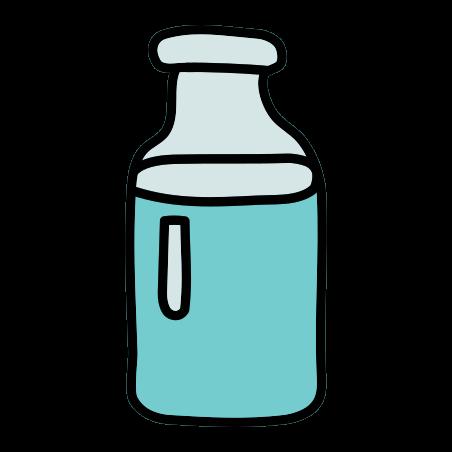 Бутылка молока icon