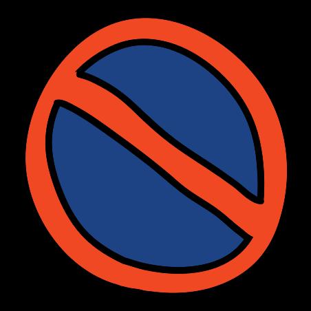 새로운 정지 신호 icon