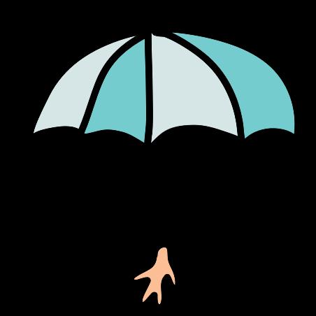 낙하산 icon
