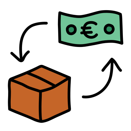 Purchase For Euro icon