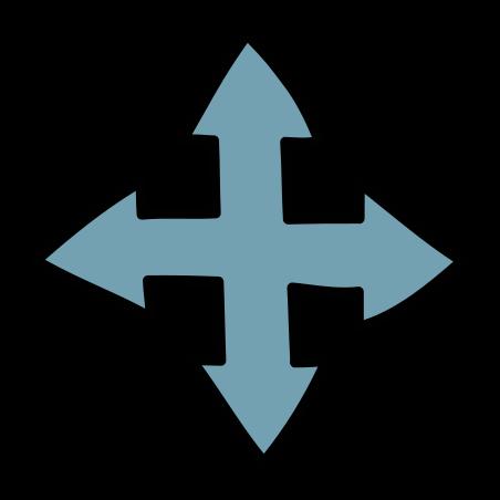 Drag icon