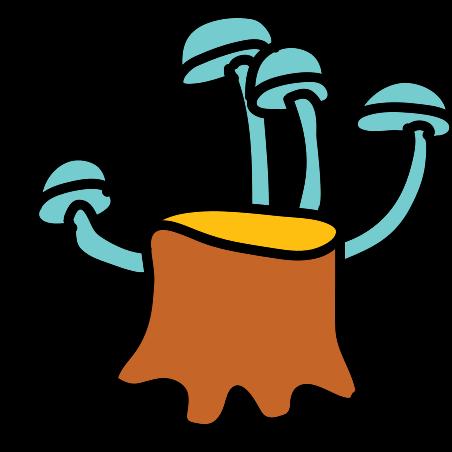 샴푸 icon in Doodle