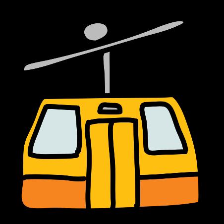 Ski  Elevator icon