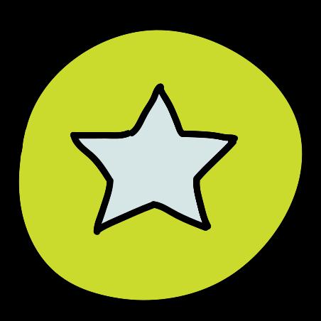 Star Logo icon