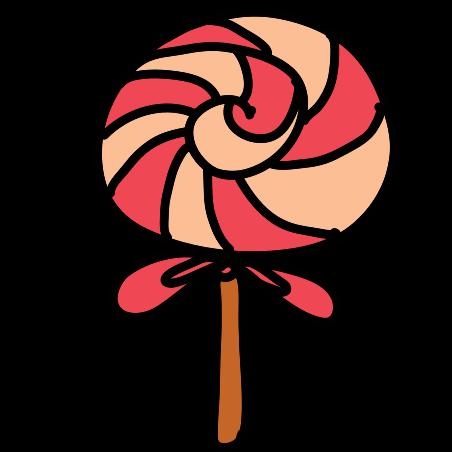 Sweet Halloween Candy icon