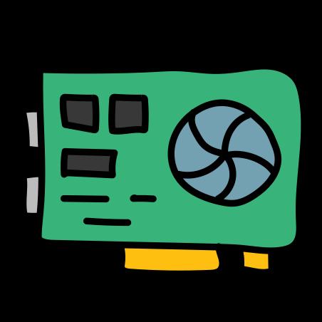 Видеокарта icon