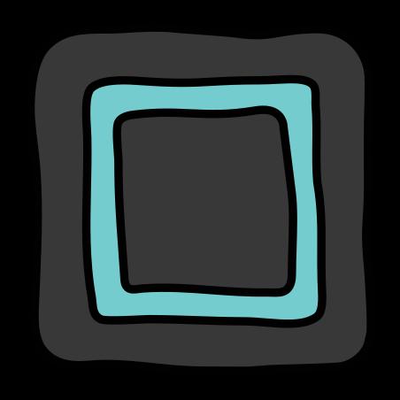 Widgetsmith icon in Doodle