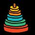 Children Pyramid icon