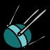 Earth Sputnik icon