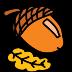 Orzech icon