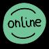 在线 icon