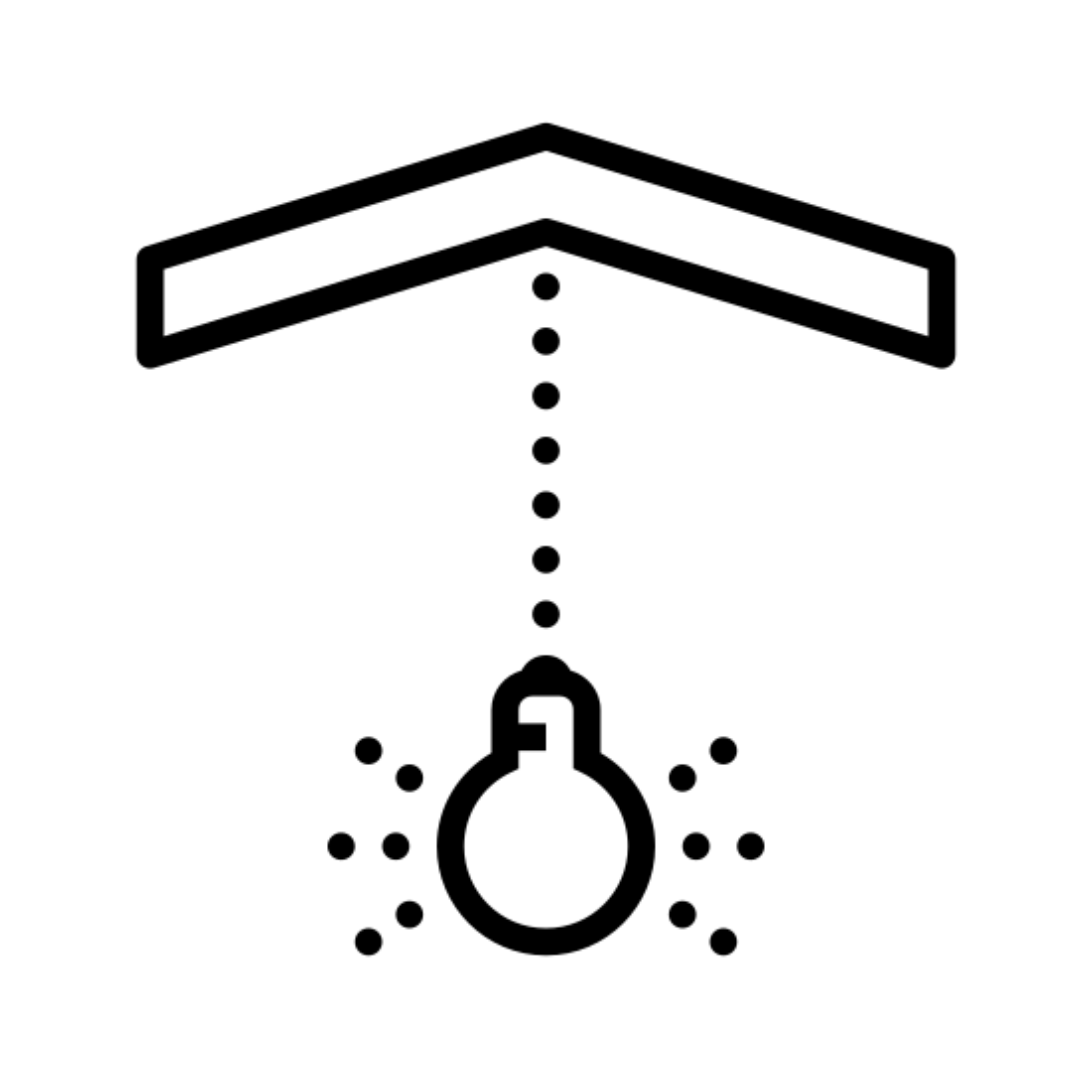 Ceiling Light icon