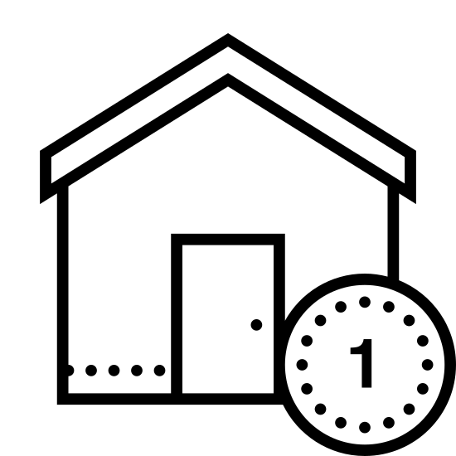 Hipoteka icon