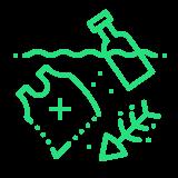 marine polution icon