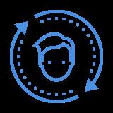 lifecycle icon