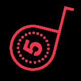 tape measure icon