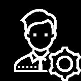 admin settings-male icon