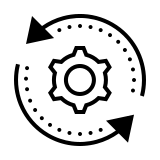 Paramètres de synchronisation icon