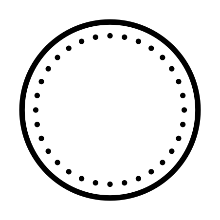 Active State icon in Dotted