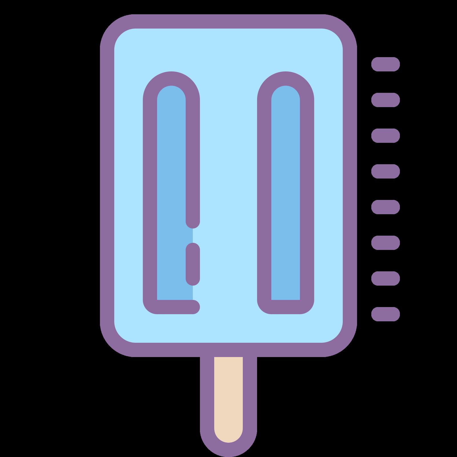 Blue Ice Pop icon