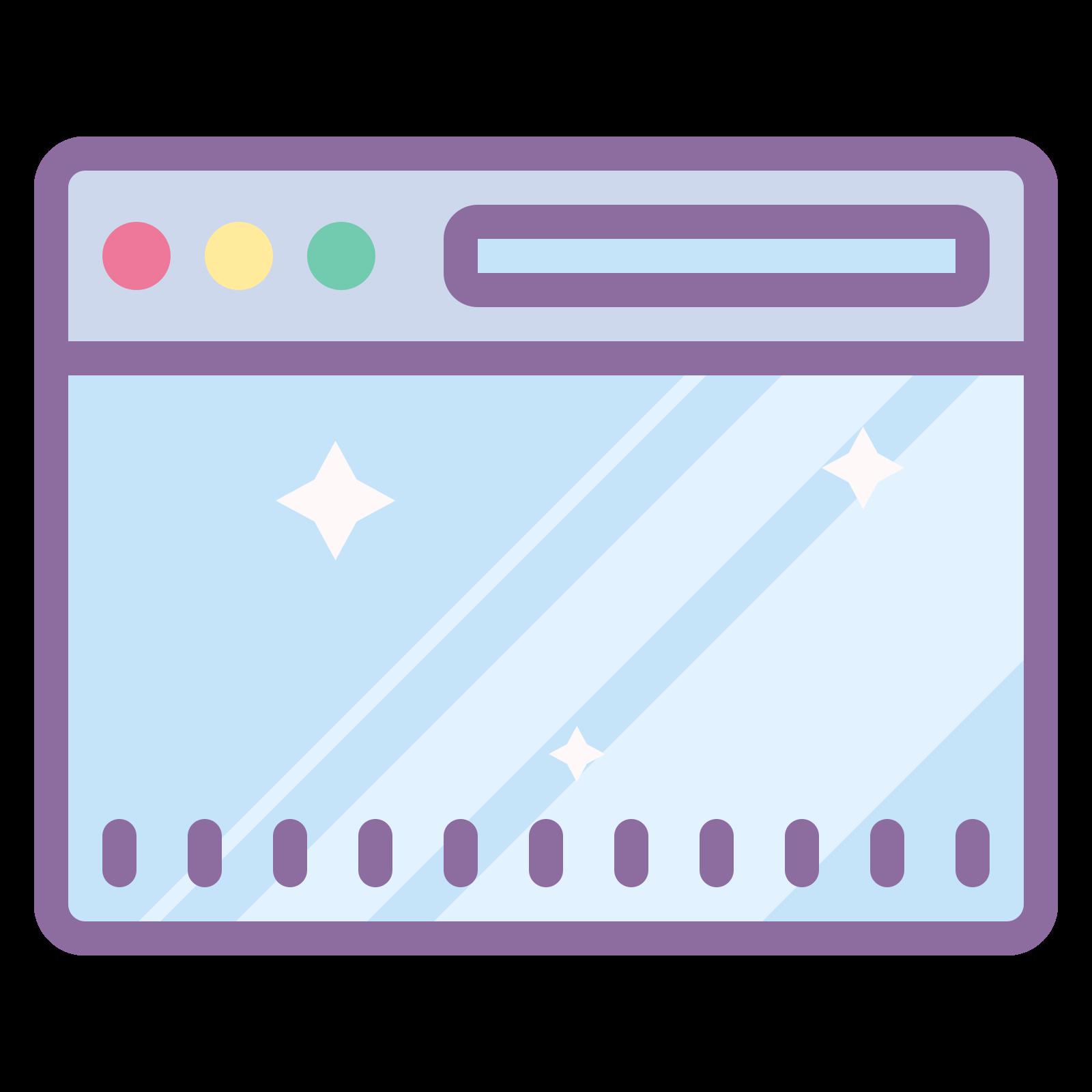 Okno przeglądarki icon
