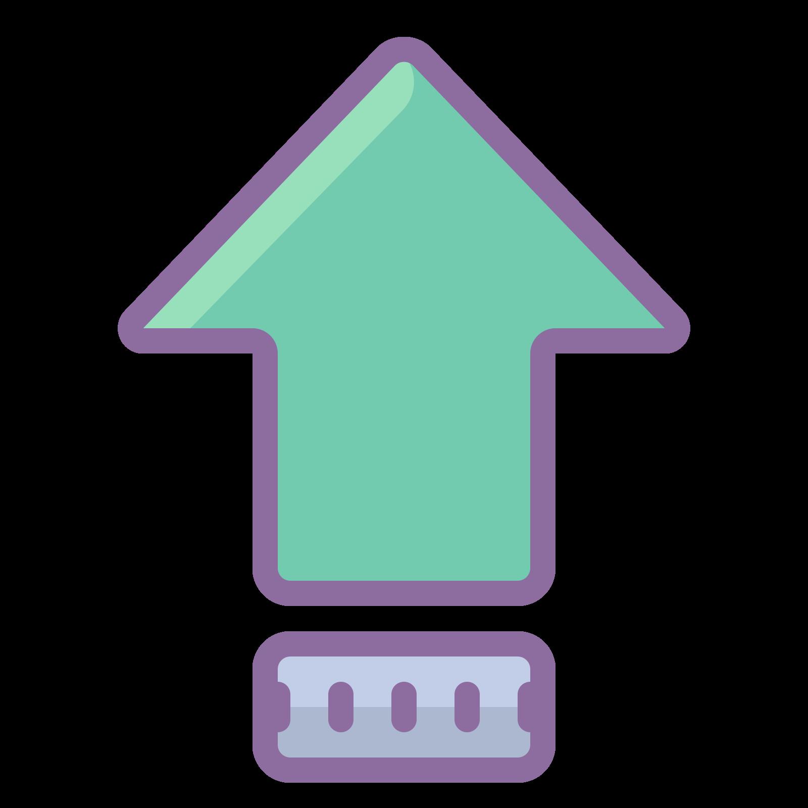 Caps Lock włączony icon