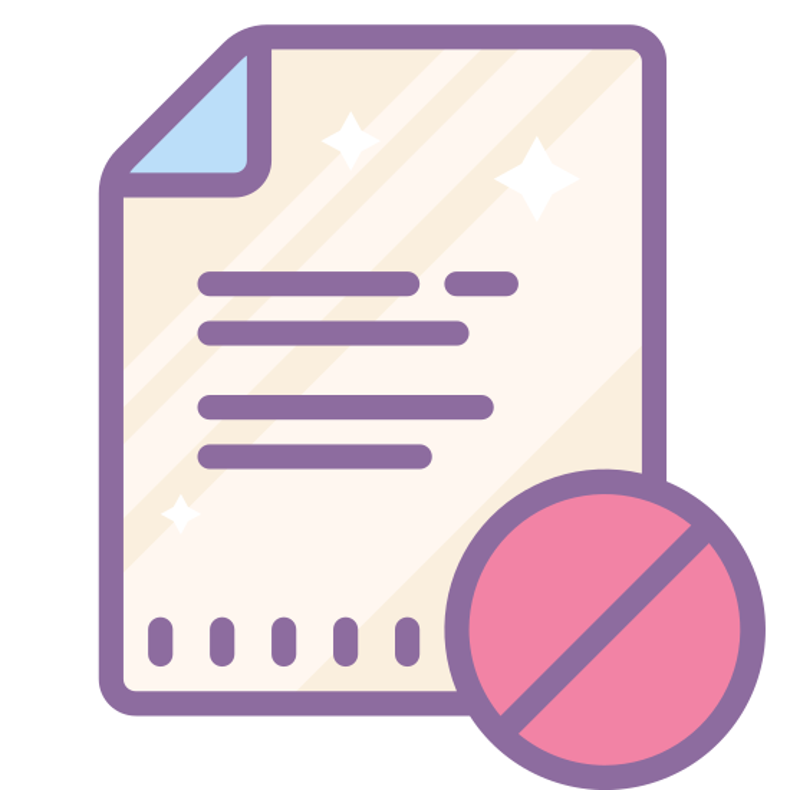 File Delete icon