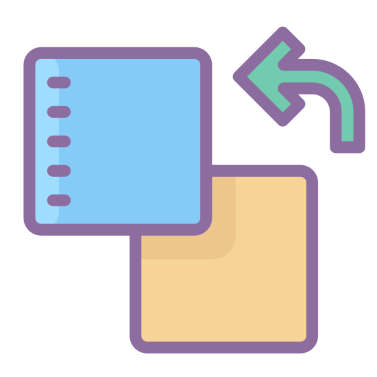 Front Sorting icon