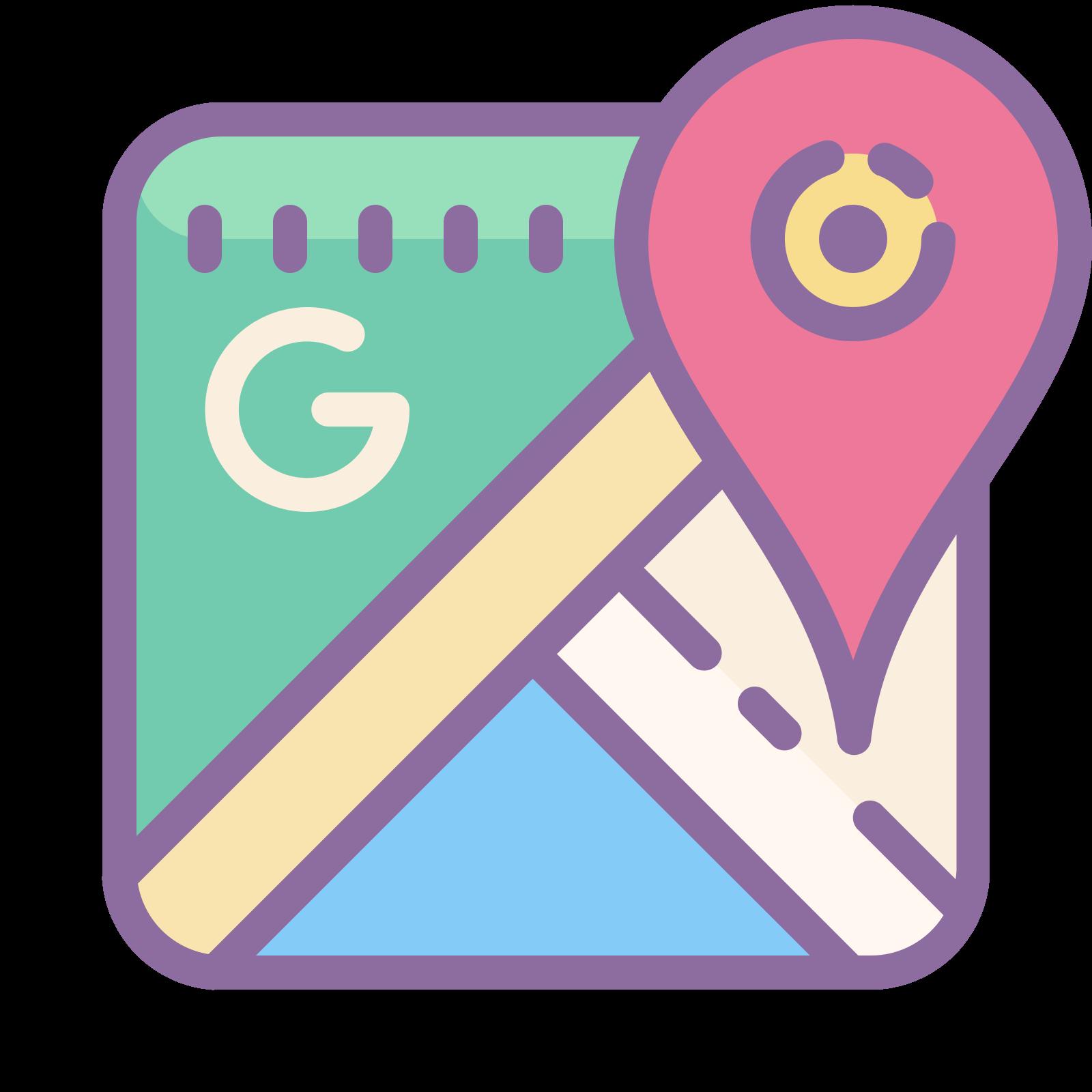 GoogleMaps icon
