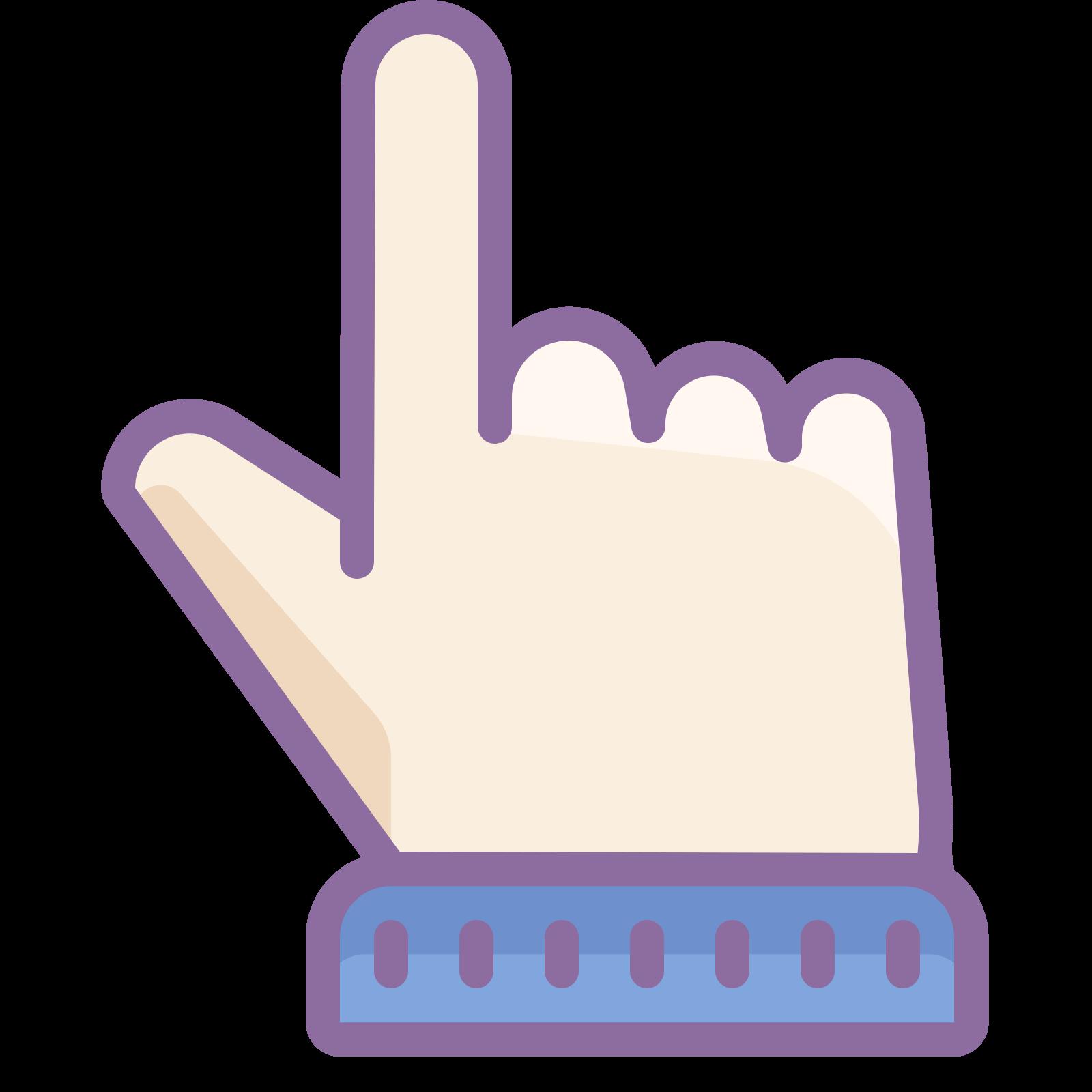 Kursor dłoń icon