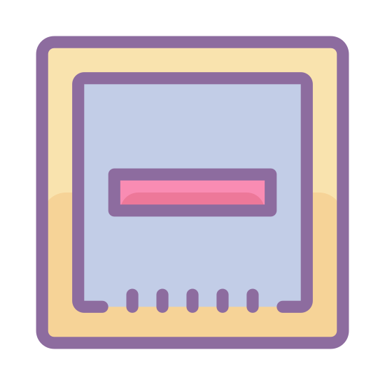 Indeterminate Checkbox icon