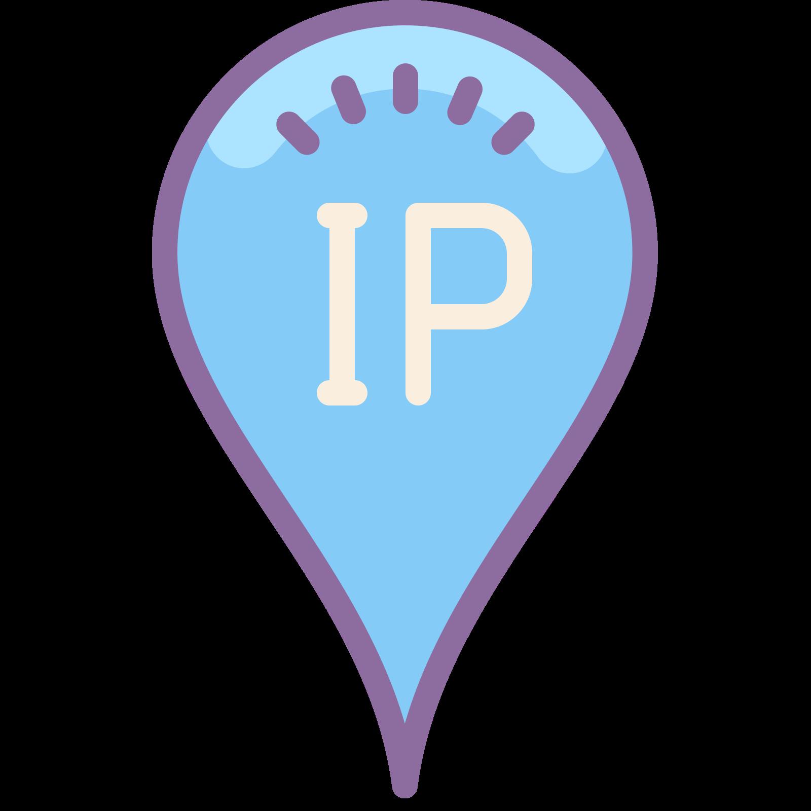 Adres IP icon