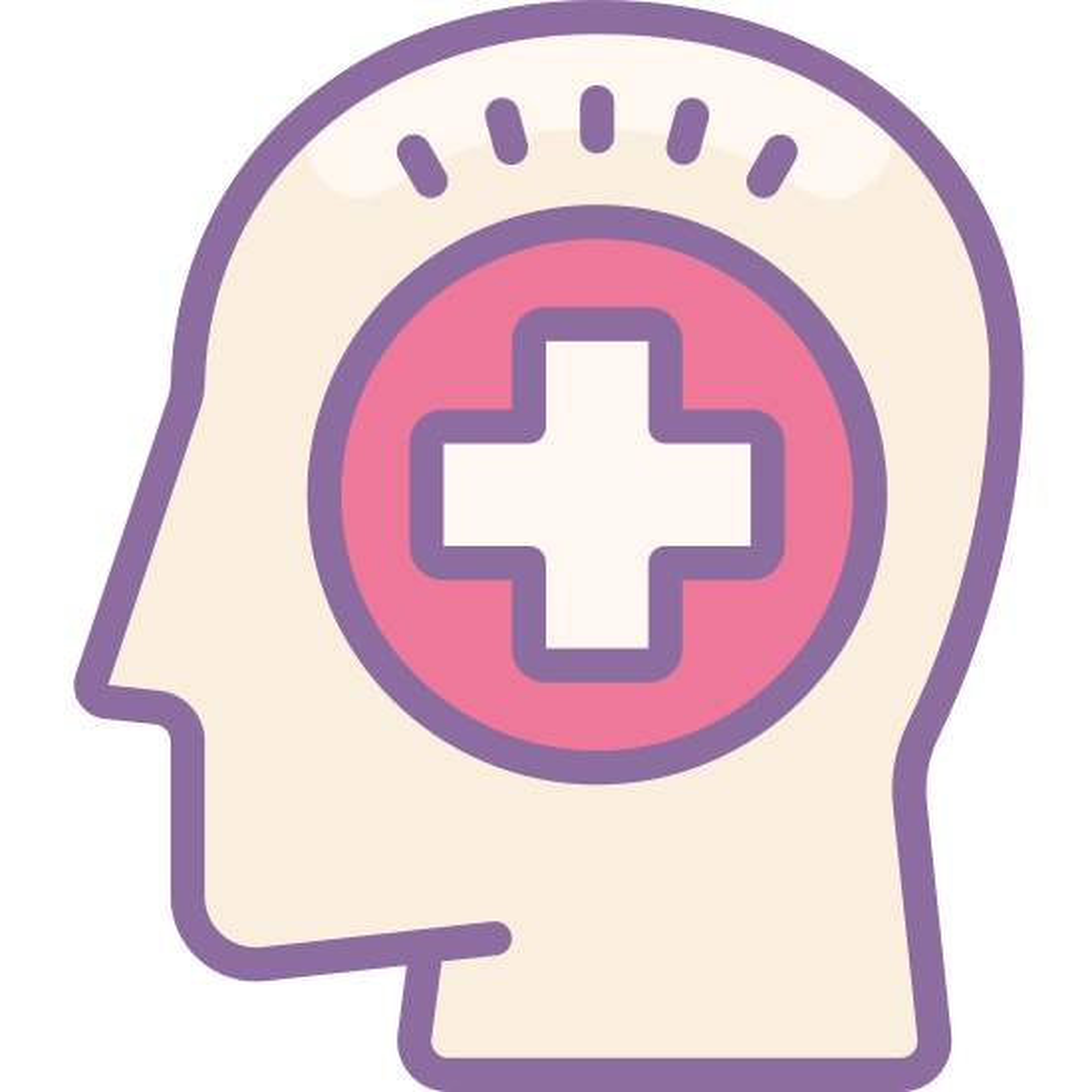 Zdrowie psychiczne icon