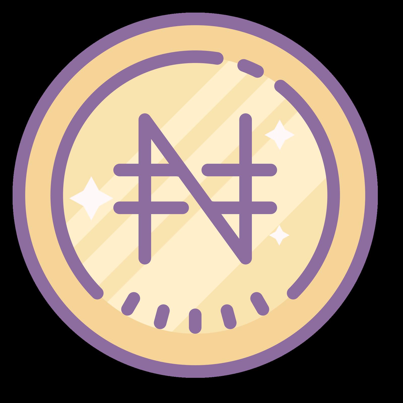 Naira icon