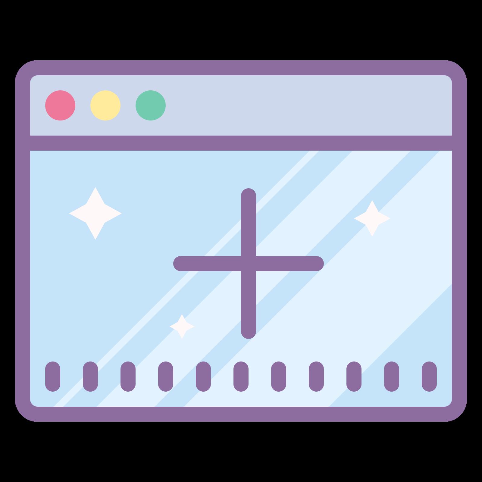New Window icon