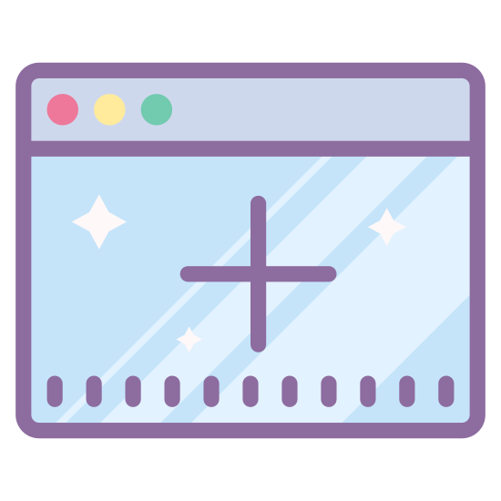 Nowe okno icon